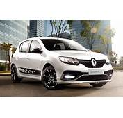 Brazil Renault Sandero Was Launched Commercially RS