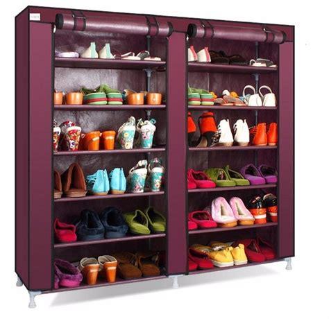 Harga Rak Sepatu 8 Susun jual beli sale rak sepatu 2 pintu 12 susun baru jual