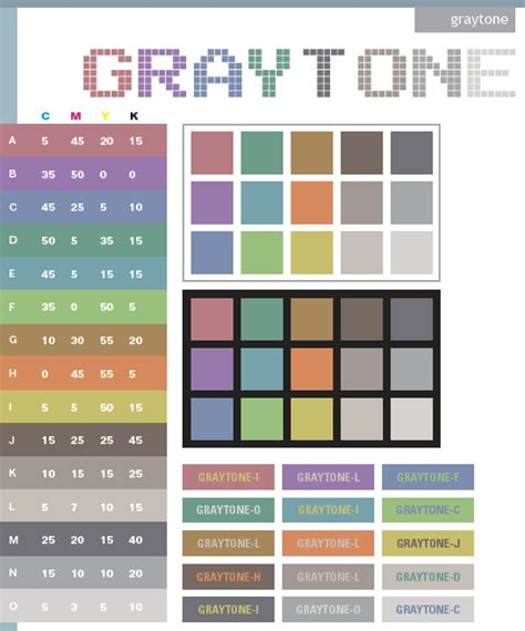 colour schemes free coloring pages of grey colour shades
