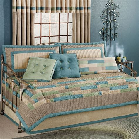 Daybed Quilt Sets Synergy Daybed Coverlet Bedding Set