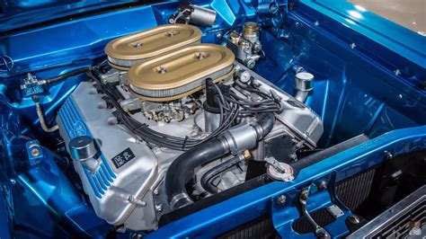Ford Engine by 1967 Ford Fairlane With A 427 Sohc V8 Engine Depot