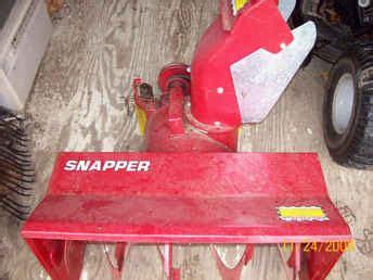 Used Farm Tractors For Sale Snapper Snowblower Attachment