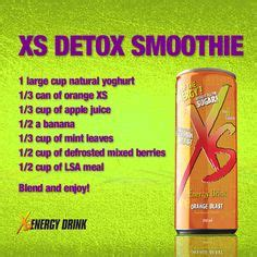 Detox Amway by Ad Design Energy Drinks And Communication On