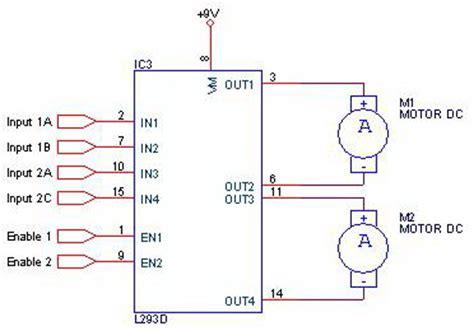 Arduino Motor Dcstepper Dan Servo Shield L293d robotic and programming dasar driver motor l293d l298
