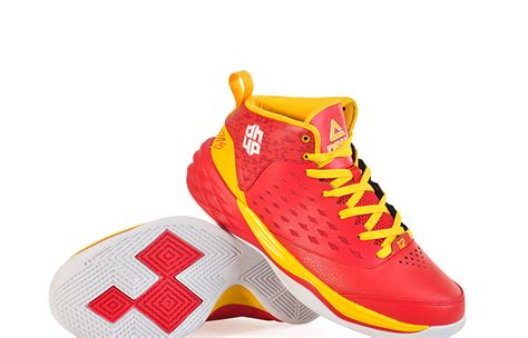 New Arrival Peak Dwight Howard 1st Basketball Shoes Black Sepatu peak dwight howard c team basketball shoes free shipping