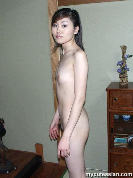 My Cute Asian Thin Asian Amateur Teen Posing Nude At Home