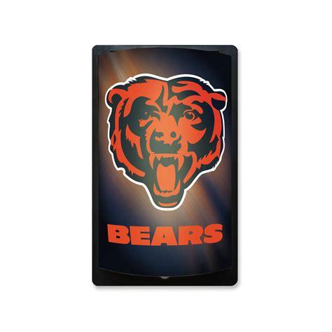 Chicago Bears Motiglow Light Up Sign