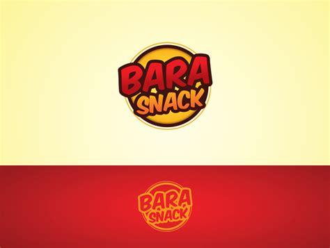 sribu desain logo desain logo brand bara snack