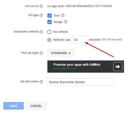 cara membuat iklan terbaik cara membuat iklan admob monetisasi aplikasi android