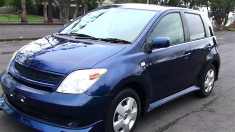 Was Ist Ein Auto by Toyota Ist 1 3f Limited Edition 2004 97kms 1 3l Auto
