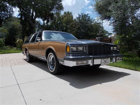 1989 buick electra estate wagon for sale