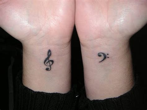 simple music tattoos 82 wrist for