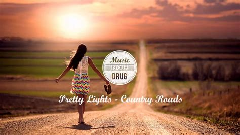 pretty lights country roads