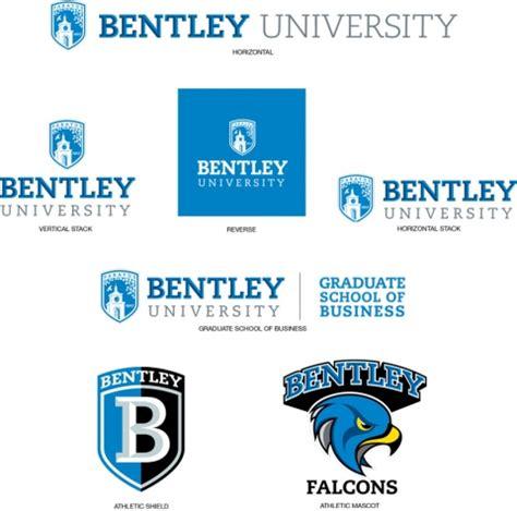 bentley athletics logo brand usage guidelines bentley