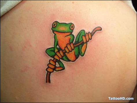 cute small frog tattoos 16 frog tattoos