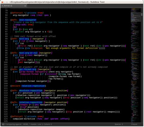 sublime text 3 textmate theme github mattdmo neon color scheme a colorful bright on