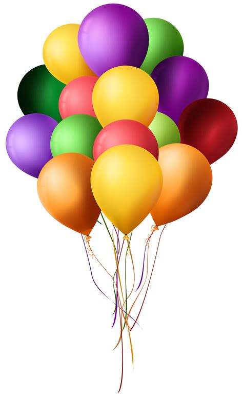 To Vacuum by Bunch Of Balloons Png Clip Art Best Web Clipart