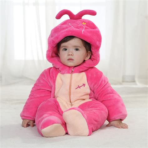 Doublec Fashion Jumpsuit Wanita Owl sagittarius winter type unisex playsuits romper toddlers jumpsuit baby clothes for new baby