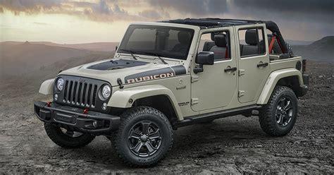 jeep rubicon 2017 grey 2017 jeep wrangler rubicon recon hiconsumption