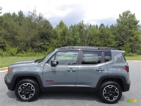 anvil color jeep 2017 anvil jeep renegade trailhawk 4x4 122369409 photo