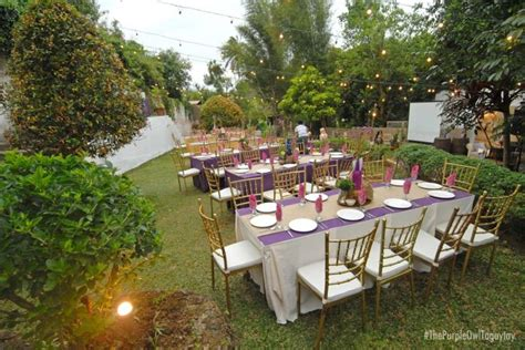wedding packages in cavite the purple owl tagaytay city cavite