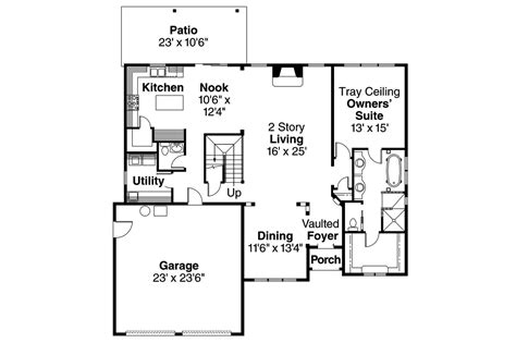 chateau floor plans chateau house plans wedgewood 30 629 associated designs