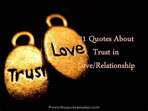 in in relationship 21 quotes about trust in and relationship