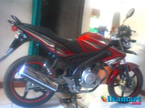 Tangki Ori Vixion Merah 2012 jual yamaha vixion merah 2012 motor