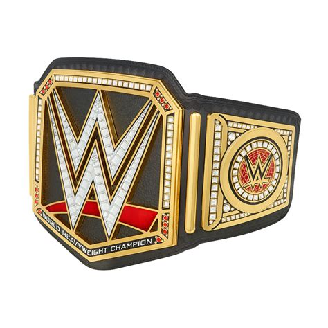 Wwe Shop Gift Card - wwe world heavyweight chionship replica belt commemorative official brand new ebay
