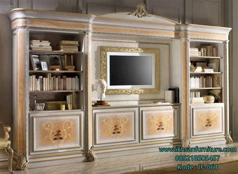 Lemari Hias Tv model lemari hias dan bufet tv mewah terbaru harga bufet