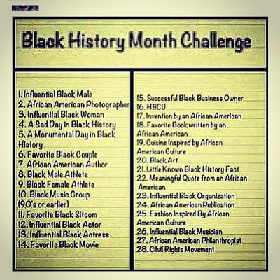 black history month challenge black history month challenge eseg