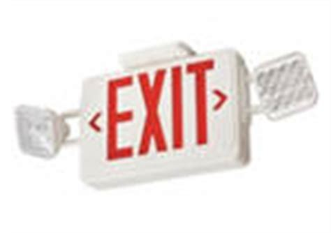 osha emergency lighting requirements emergency exit sign and lighting requirements tips