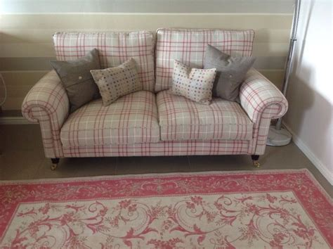 checked fabric sofas harris tweed leather sofa a home