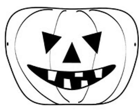 printable pumpkin mask pumpkin crafts and activities for preschoolers and kids