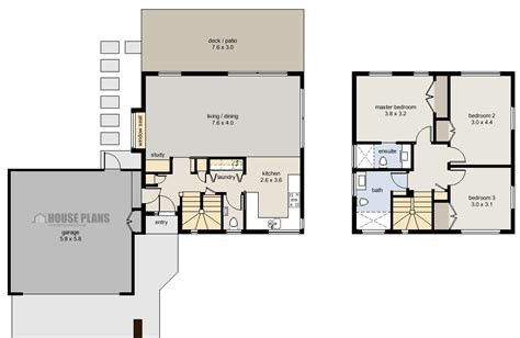 houses floor plans zen cube 3 bedroom garage house plans new zealand ltd
