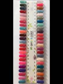 sns nail colors 134 best dip nails color swatches images on