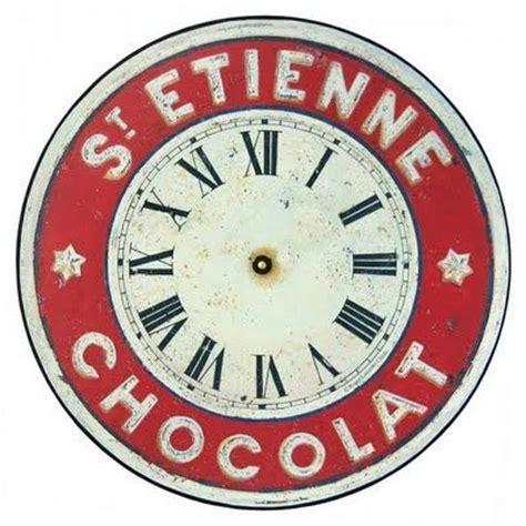 free printable cd clock faces st etienne chocolat clock face chocolate wall clock