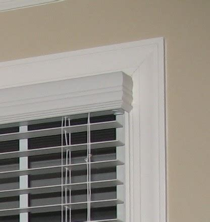 Wood Blind Valance faux wood blinds
