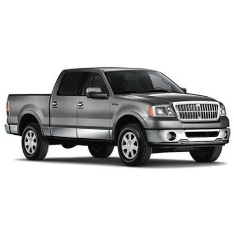 service manual 2006 lincoln mark lt dispatch workshop