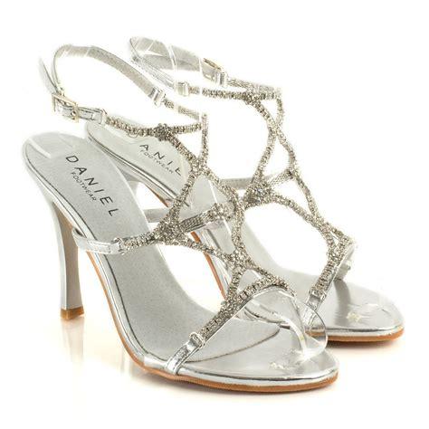 Sandal Lucukodok Hijau Size 38 Dan 42 daniel silver starships s strappy diamante sandal