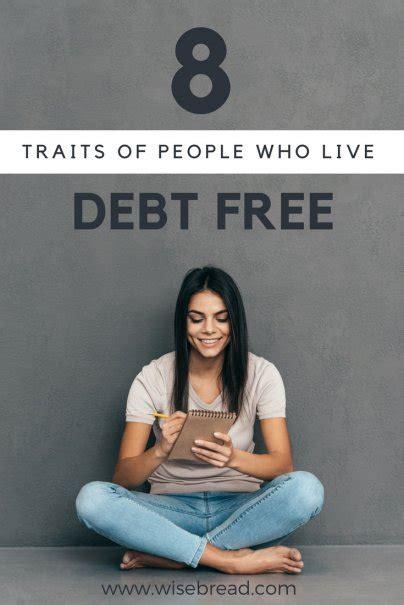 traits  people   debt