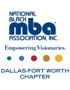 National Black Mba Dallas by Excel Scholarship Program Nbmbaa Dallas Fort Worth Chapter