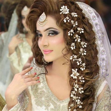 hair styles pictures pakistani video latest pakistani bridal hairstyles 2017 for girlslatest