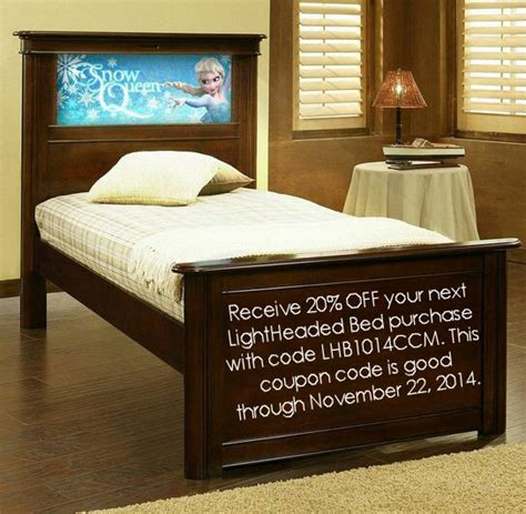 Free Mattress Giveaway - make bedtime fun with a lightheaded bed