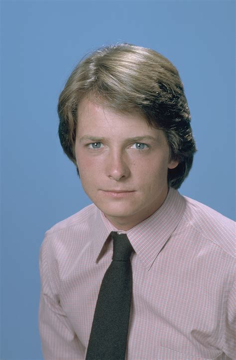 michael j fox contact see michael j fox s changing looks through the years