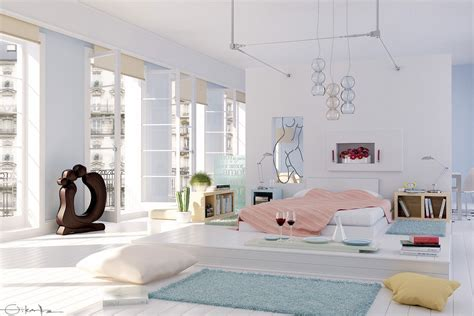 11 awesome and beautiful home decor inspirations dekorasyon 214 rnekleri mavi ve beyaz yatak odası