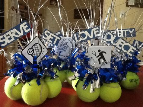 wimbledon themed events tennis centerpieces up cycle crafty pinterest tennis