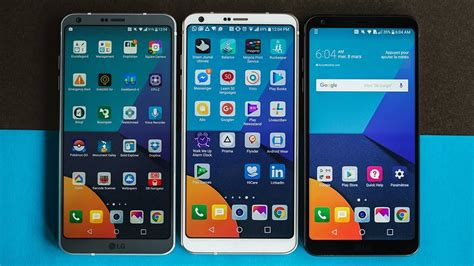 Lg G4 Lg G6 lg g6 review a new way of looking at things androidpit