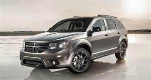 2017 dodge journey srt redesign release and changes