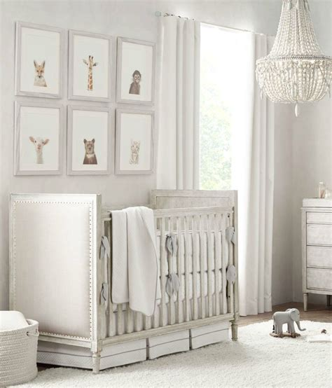 Grey And White Nursery Decor Best 25 Grey White Nursery Ideas On Pinterest White Nursery Baby Room And Nursery Grey